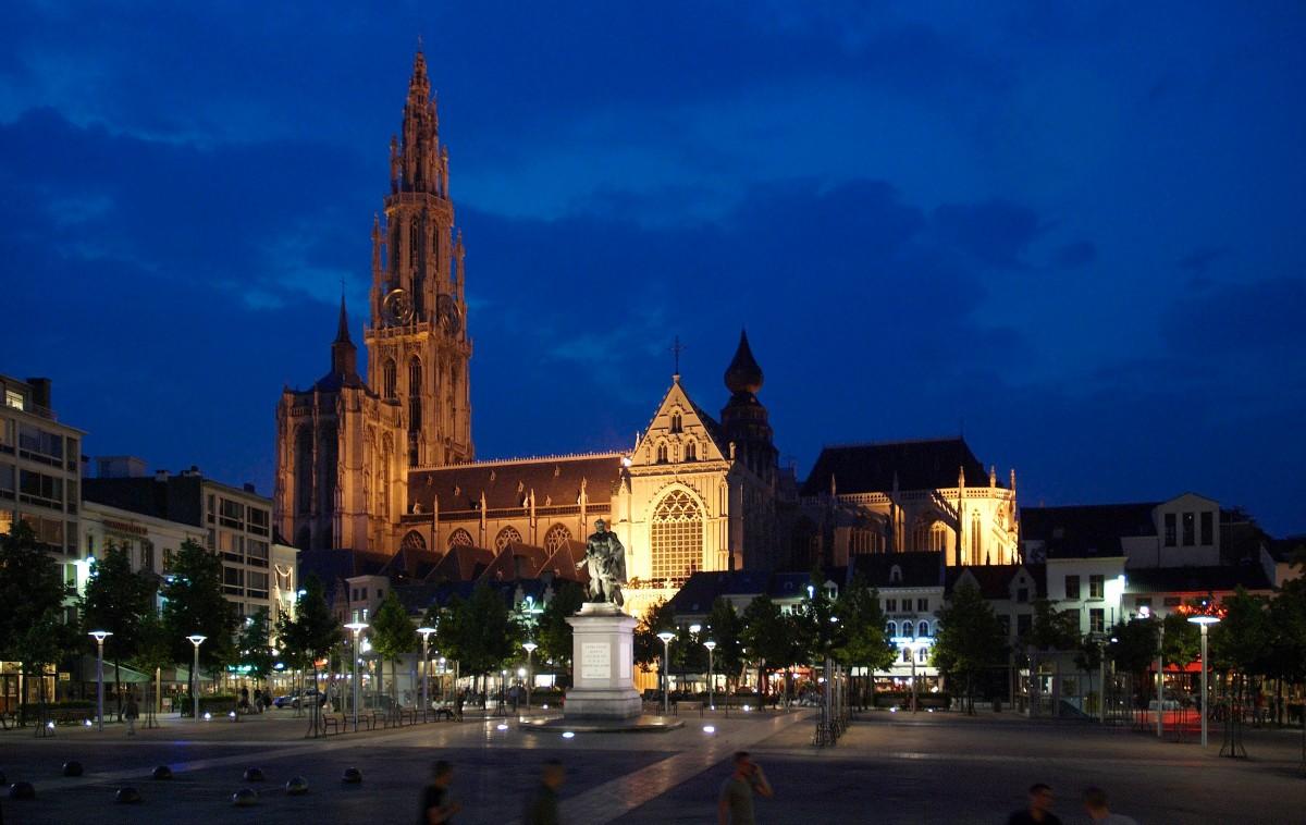 Brussels & Antwerp