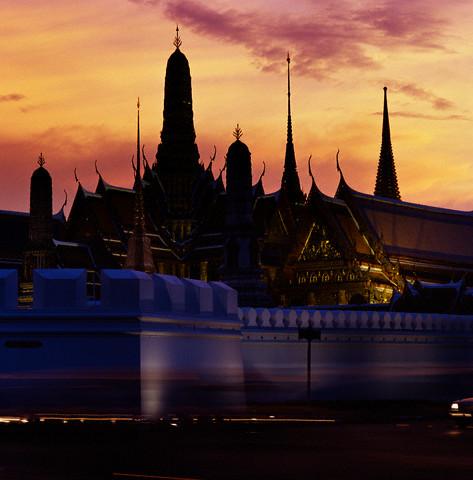 Grand Palace Bangkok © Corbis Images