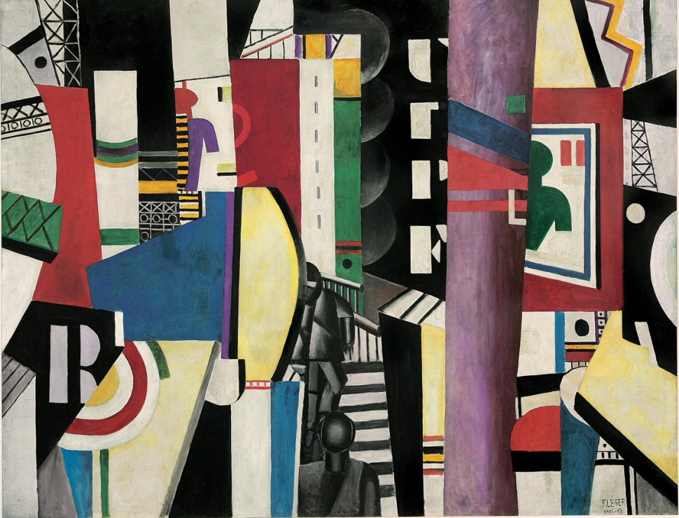 The-City-1919-Fernand-Leger