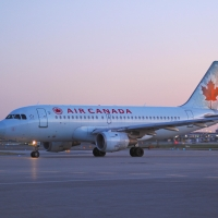 Flight list :  Air Canada
