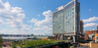 Standard Hotel, July 2009, Location: Manhattan, New York Architect: Polshek Partnership