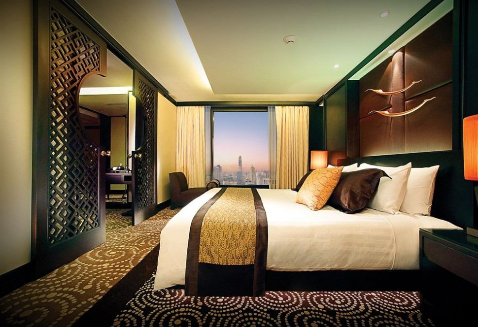© The Banyon Tree Hotel