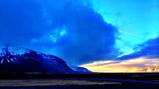 Dusk in Iceland. © David-Kevin Bryant