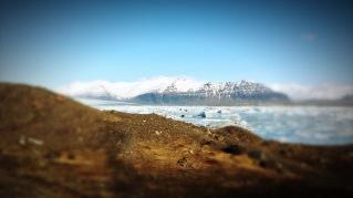 Jökulsárlón, Iceland. © David-Kevin Bryant