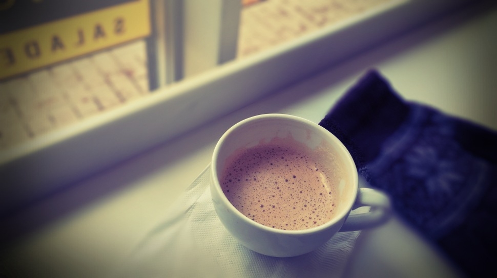Hotches Chocolat Chaud & Cafe. © David-Kevin Bryant
