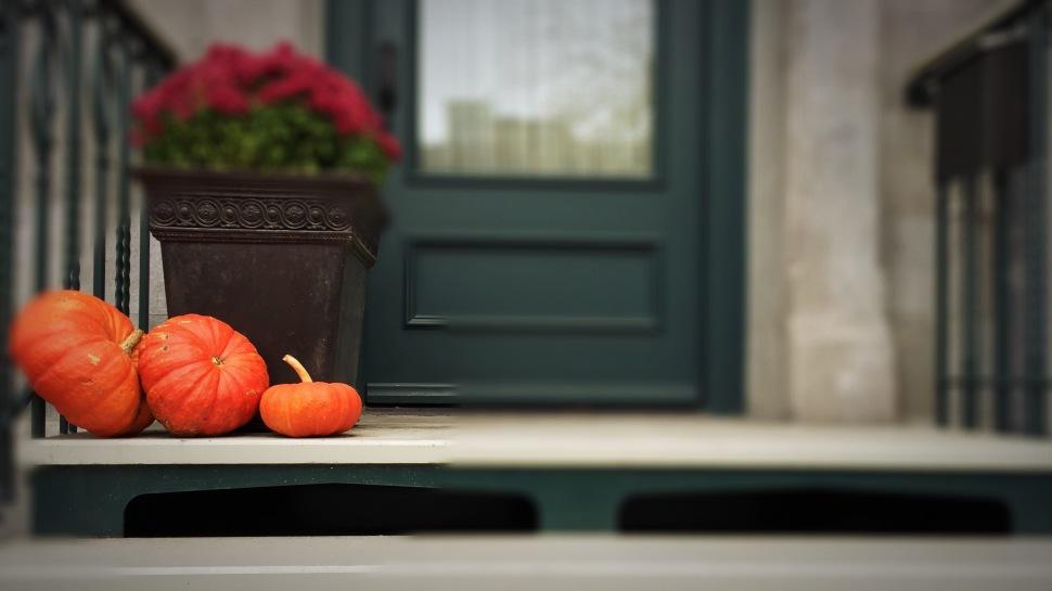 Doorstep in Montreal. © David-Kevin Bryant