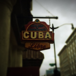 Cuba Libre, Chinatown, Washington DC. © David-Kevin Bryant