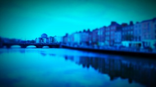 Ireland's Four Courts, Dublin / Version II. © David-Kevin Bryant