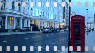London on a Rainy Night. © David-Kevin Bryant
