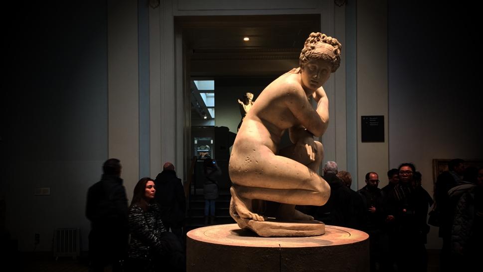 The British Museum. © David-Kevin Bryant