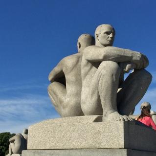 The sculptures of Gustav Vigeland. © David-Kevin Bryant
