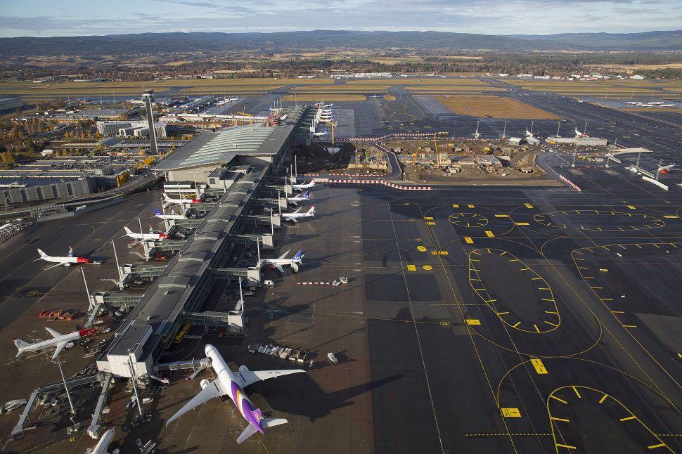 © Oslo Lufthavn