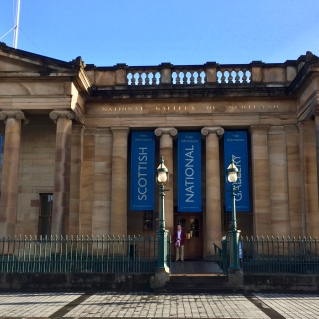 Scottish National Gallery. © David-Kevin Bryant