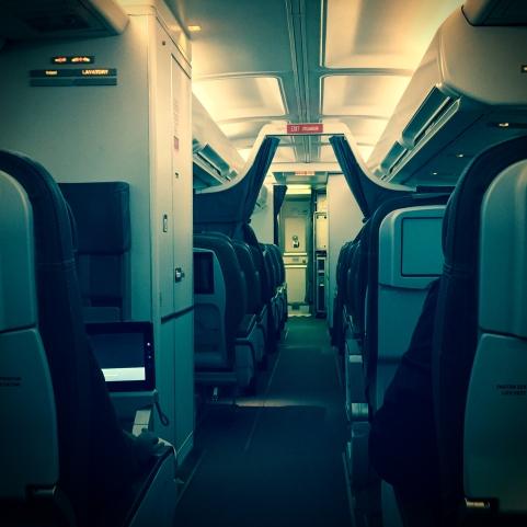 Boarding Icelandair. © David-Kevin Bryant