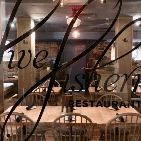 Halifax's Five Fishermen restaurant. © David-Kevin Bryant