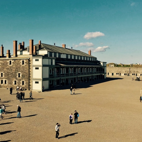 The Citadel. © David-Kevin Bryant