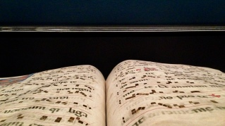Antiphonary of San Marco, parchment paper, 14th C. © David-Kevin Bryant