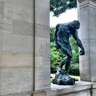 The Rodin Museum. © David-Kevin Bryant