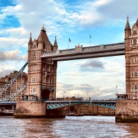 London's Tower Bridge, Part I...